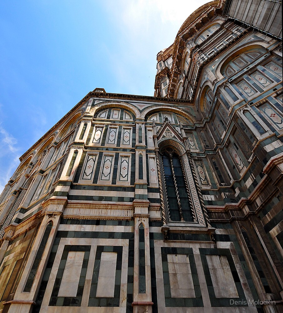 Duomo - Gothic Masterpiece III by Denis Molodkin