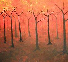 Crimson Fall by satu kirk