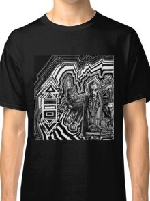 Vincent Christ plays the theremin and discovers time travel Classic T-Shirt