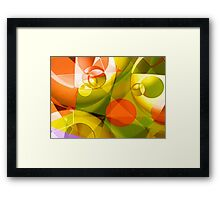 For the old and Aged Framed Print