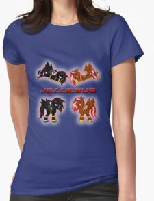 MLP JELLICOUS [transparent] Womens Fitted T-Shirt