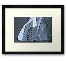 Highrise Framed Print