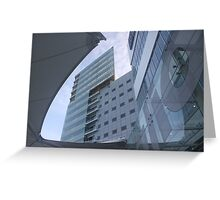 Highrise Greeting Card