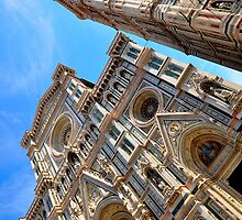 Duomo - Gothic Masterpiece V by Denis Molodkin