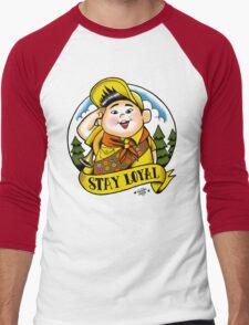 Stay Loyal Men's Baseball ¾ T-Shirt