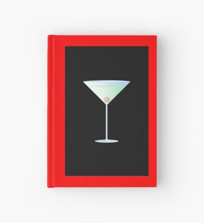 Martini Hardcover Journal