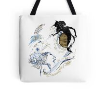 Ethereal friendship Tote Bag