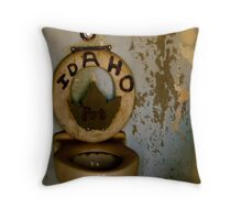 Disgusting Throw Pillow