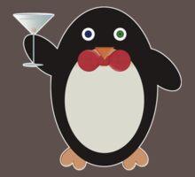 Happy Hour Penguin Kids Clothes