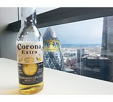 Beer Event in London Photographic Print