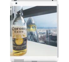 Beer Event in London iPad Case/Skin