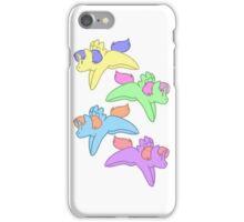 Four Winged Unicorns iPhone Case/Skin