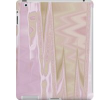 Pink Abstract iPad Case/Skin