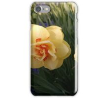 Double Double Daffodils iPhone Case/Skin
