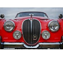 Jaguar mark 2 Photographic Print