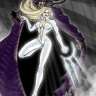 Cloak & Dagger - Colored by LilyM