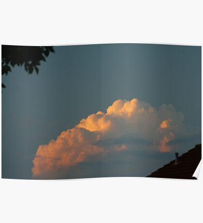 Sony Cloud Poster