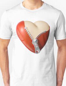 Revealing love Unisex T-Shirt