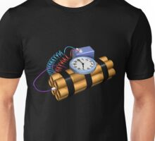 Time bomb Unisex T-Shirt