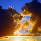 Clouds with a story by Julie Sleeman