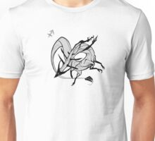 DoubleZodiac - Sagittarius Dragon Unisex T-Shirt