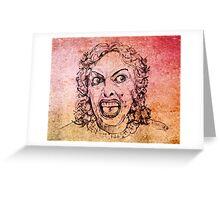 Baby Jane Greeting Card