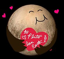 To Pluto With Love by Misty Lemons