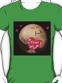 To Pluto With Love T-Shirt
