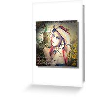 Imaginary Things Greeting Card