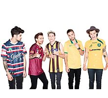 One direction 5/5 Photographic Print