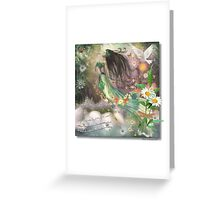 Quiet Mind Greeting Card