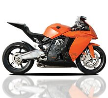 KTM RC8 by cjsphoto