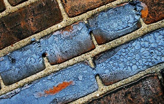 touch of blue by Lynne Prestebak