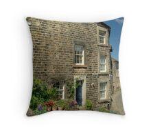 Castle Hill,Lancaster Throw Pillow