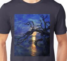 Quiet Thoughts (All proceeds from this work will go for Lyme Disease Research.) Unisex T-Shirt