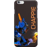 I am Chappie iPhone Case/Skin