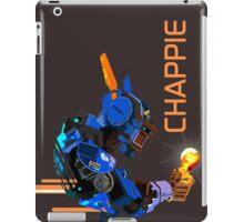 I am Chappie iPad Case/Skin