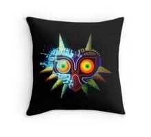 Majora's Mask - Twilight Princess Throw Pillow