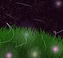 Magical Night by LandMermaid