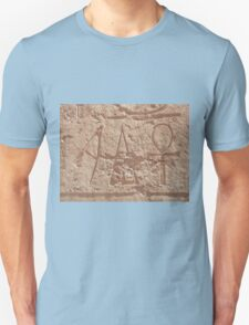 A stands for Ankh  Unisex T-Shirt