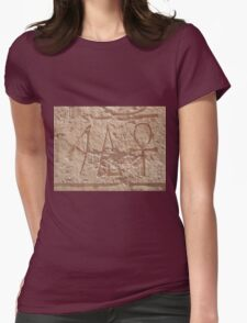 A stands for Ankh  T-Shirt