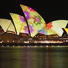 Vivid Festival, Sydney Opera House by Martyn Baker | Martyn Baker Photography