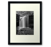 Ricochet Falls (version III) Framed Print