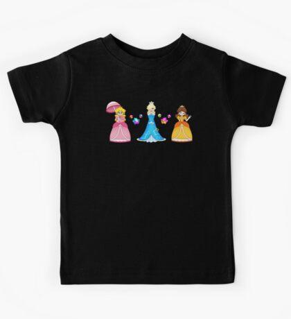 Super Mario Girls Kids Tee