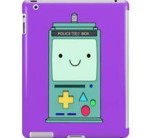 BMO TARDIS (version 2) iPad Case/Skin