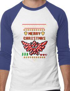 Hyrule Holiday Men's Baseball ¾ T-Shirt