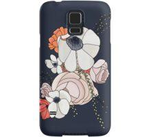 Many Anemone Samsung Galaxy Case/Skin