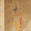Anubis usherer of souls  by areyarey