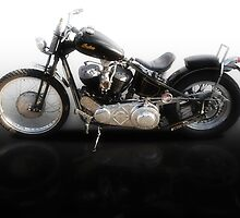 Indian Motorcycle. by cjsphoto