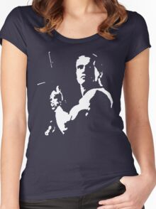 Kaminski Women's Fitted Scoop T-Shirt
